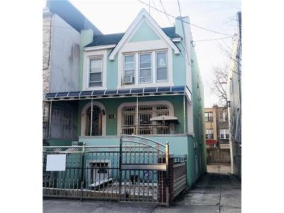 Bronx Multi Family 2-4 For Sale: 635 Saint Lawrence Avenue
