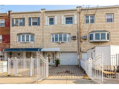 Bronx Single Family Home For Sale: 276 Huntington Avenue