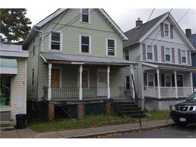 Westchester County Single Family Home For Sale: 806 Hudson Avenue