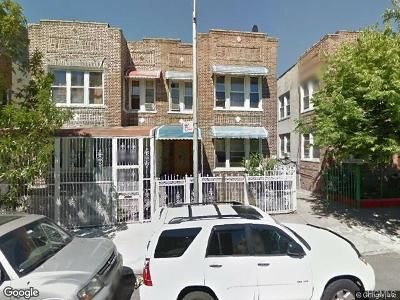 Bronx Multi Family 2-4 For Sale: 1235 Elder Avenue