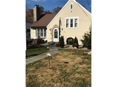 Yonkers Single Family Home For Sale: 9 Cowdrey Street