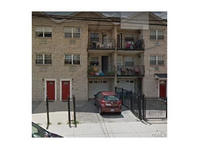 Bronx Multi Family 2-4 For Sale: 722 East 230th Street
