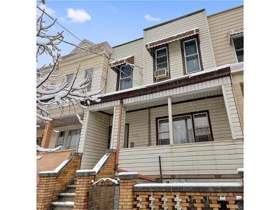 Bronx Single Family Home For Sale: 1658 Zerega Avenue