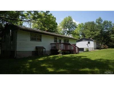 White Lake Single Family Home For Sale: 1438 Nys Hwy 17b