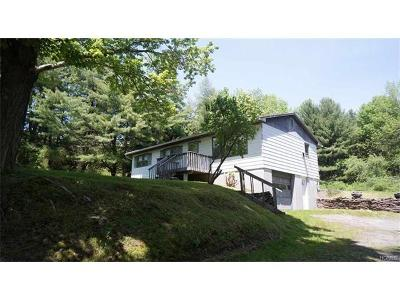 White Lake Single Family Home For Sale: 1442 Nys Hwy 17b