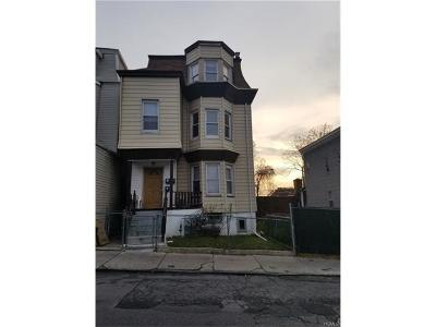 Yonkers Multi Family 2-4 For Sale: 176 Elm Street