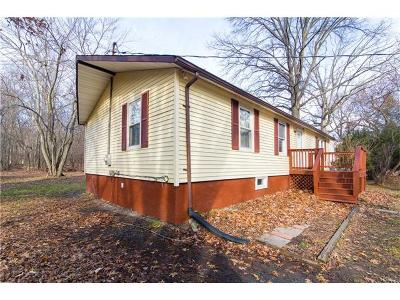 New Windsor Single Family Home For Sale: 99 Riley Road