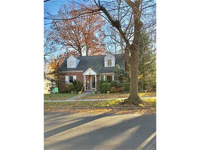 Westchester County Single Family Home For Sale: 65 Central Parkway