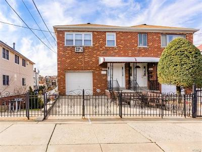 Bronx Multi Family 2-4 For Sale: 1551 Ohm Avenue