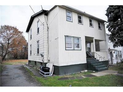 Westchester County Multi Family 2-4 For Sale: 119 State Street