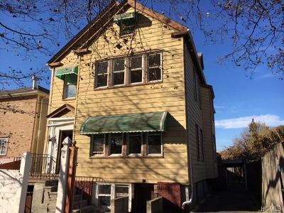 Bronx Multi Family 2-4 For Sale: 2055 Nereid Avenue