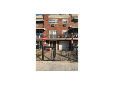 Bronx Multi Family 2-4 For Sale: 1910 Barnes Avenue