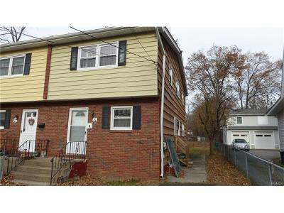 Rockland County Single Family Home For Sale: 44 Jersey Avenue