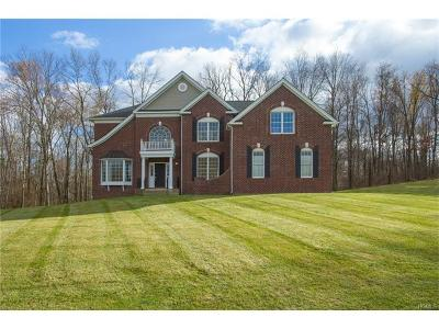 Wappingers Falls Single Family Home For Sale: 40 Shamrock Hills Drive