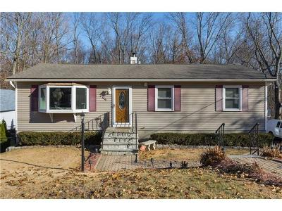 Westchester County Single Family Home For Sale: 244 Millington Road