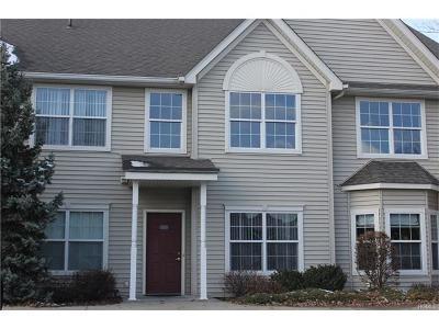 Rockland County Condo/Townhouse For Sale: 206 Battalion Drive