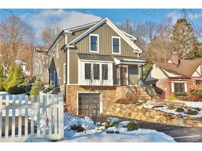 Nyack Single Family Home For Sale: 302 North Midland Avenue