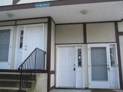 Rockland County Condo/Townhouse For Sale: 458 East Crooked Hill Road