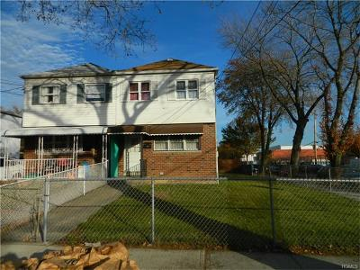 Bronx Single Family Home For Sale: 740 Havemeyer Avenue