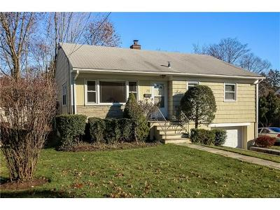 Scarsdale Single Family Home For Sale: 75 Carman Road
