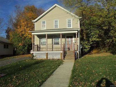 Goshen Single Family Home For Sale: 41 Orange Avenue