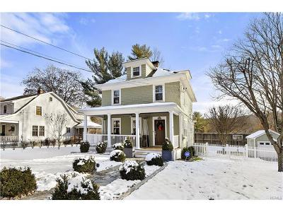 Westchester County Single Family Home For Sale: 25 Larch Road