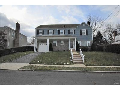 Yonkers Single Family Home For Sale: 28 Inwood Street