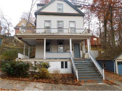 Westchester County Multi Family 2-4 For Sale: 82 Hamilton Avenue
