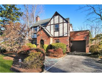 Bronxville Single Family Home For Sale: 462 California Road
