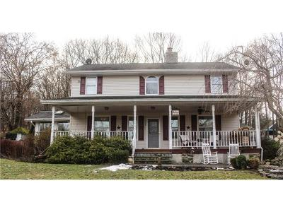 Chester Single Family Home For Sale: 506 Bull Mill Road