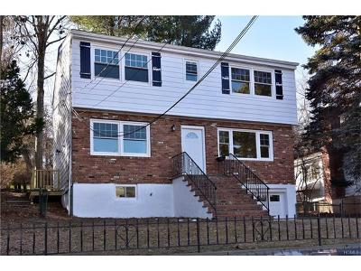 Dobbs Ferry Single Family Home For Sale: 48 Ogden Place