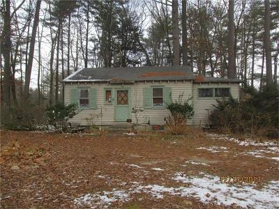 Godeffroy Single Family Home For Sale: 25 Third Street