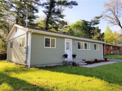 White Lake Single Family Home For Sale: 3428 Nys Hwy 55