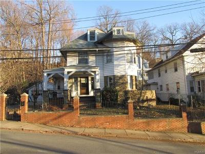 Yonkers Single Family Home For Sale: 16 Lewis Parkway
