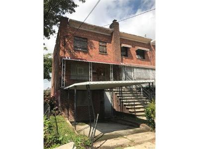 Bronx NY Single Family Home For Sale: $326,400
