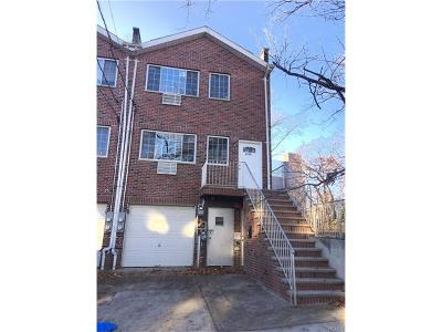 Bronx NY Multi Family 2-4 For Sale: $629,000