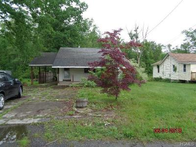 Single Family Home Contract: 1281 Burlingham Road
