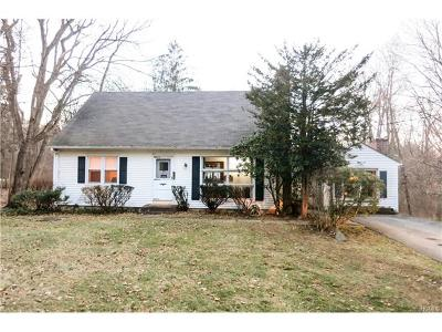 Westchester County Single Family Home For Sale: 811 Pinesbridge Road