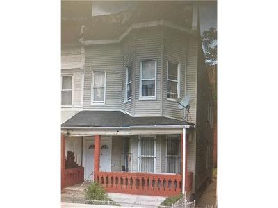 Bronx NY Multi Family 2-4 For Sale: $199,000