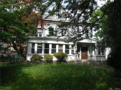 Westchester County Multi Family 2-4 For Sale: 168 Park Avenue