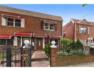 Bronx Single Family Home For Sale: 1180 East 223rd Street