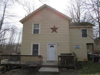 Single Family Home For Sale: 37 - 39 Old Route 55