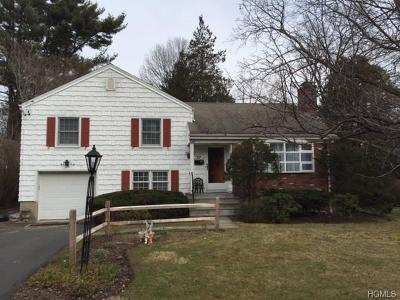 Westchester County Rental For Rent: 57 Valley Terrace