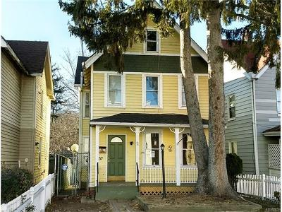 Westchester County Single Family Home For Sale: 420 Highland Avenue