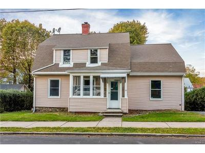 Middletown Single Family Home For Sale: 45 Wallkill Avenue