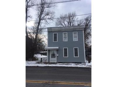 New Windsor Single Family Home For Sale: 44 Quassaick Avenue