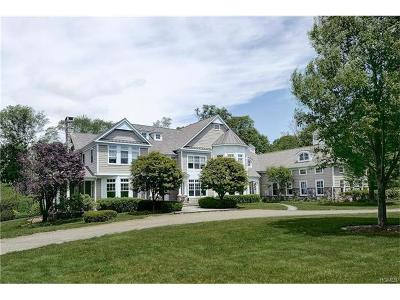 Connecticut Single Family Home For Sale: 117 Whipstick Road
