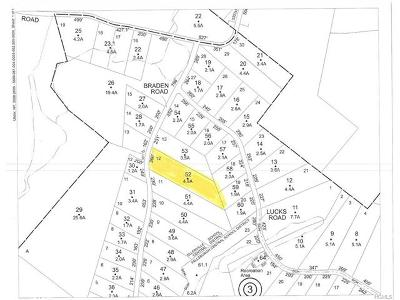 Mountain Dale Residential Lots & Land For Sale: Braden Road