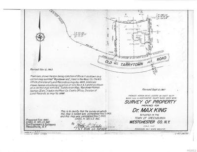 White Plains Residential Lots & Land For Sale: Old Tarrytown Road