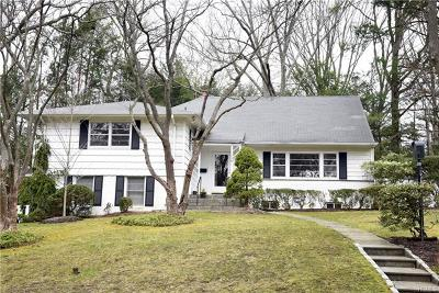 Rye Brook Single Family Home For Sale: 176 Country Ridge Drive